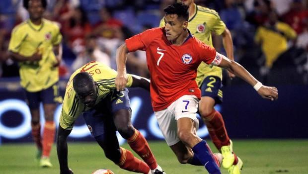Sanchez contro la Colombia