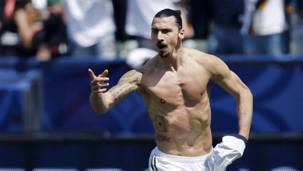 Zlatan Ibrahimovic è nato il 3 ottobre 1981