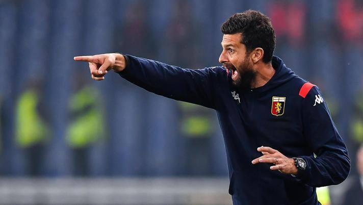 Thiago Motta, 37 anni, nuovo allenatore del Genoa. Ansa