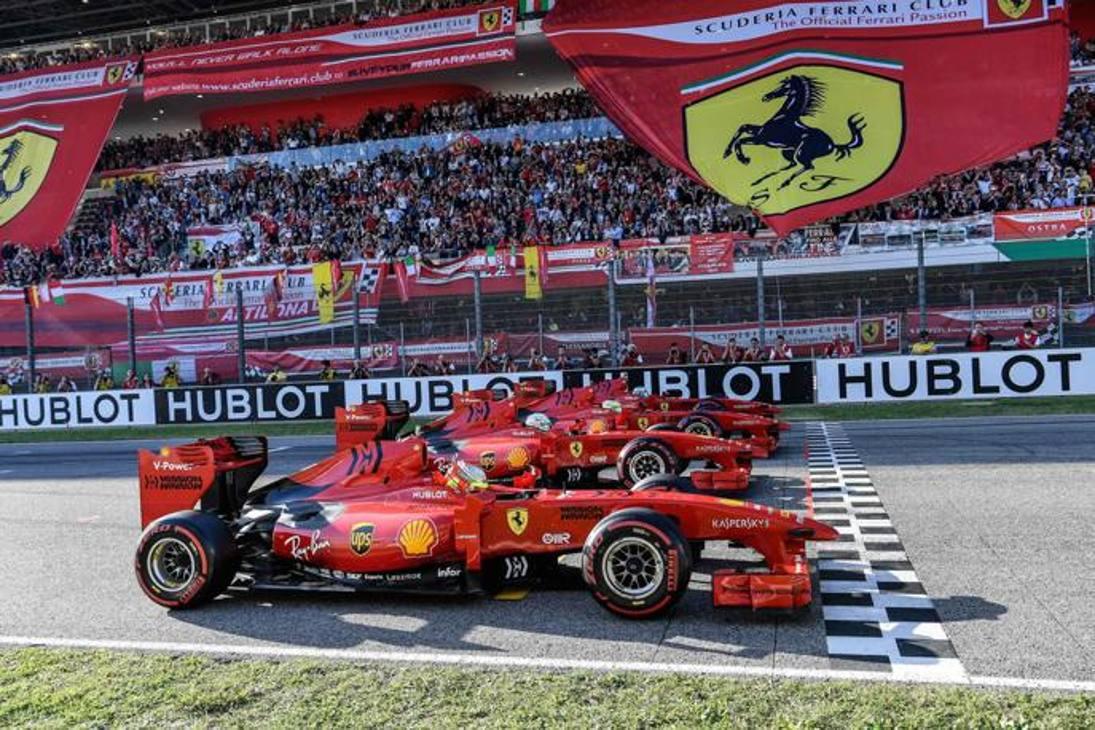 Finali Mondiali Ferrari 2019