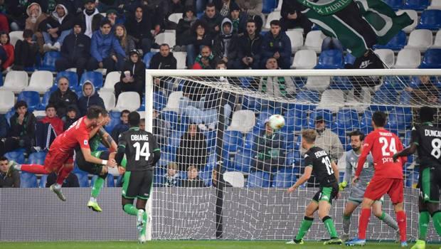 Il gol di Castrovilli