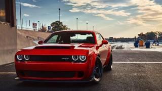 Nuova Dodge Challenger Srt Hellcat: la gallery