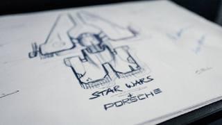 I progetti Porsche per Star Wars