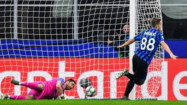 Il gol di Pasalic