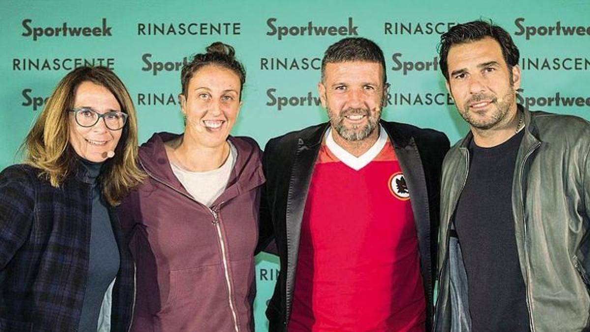 """Candela si accende: """"Io, Totti, Zidane e la nuova Roma targata ..."""