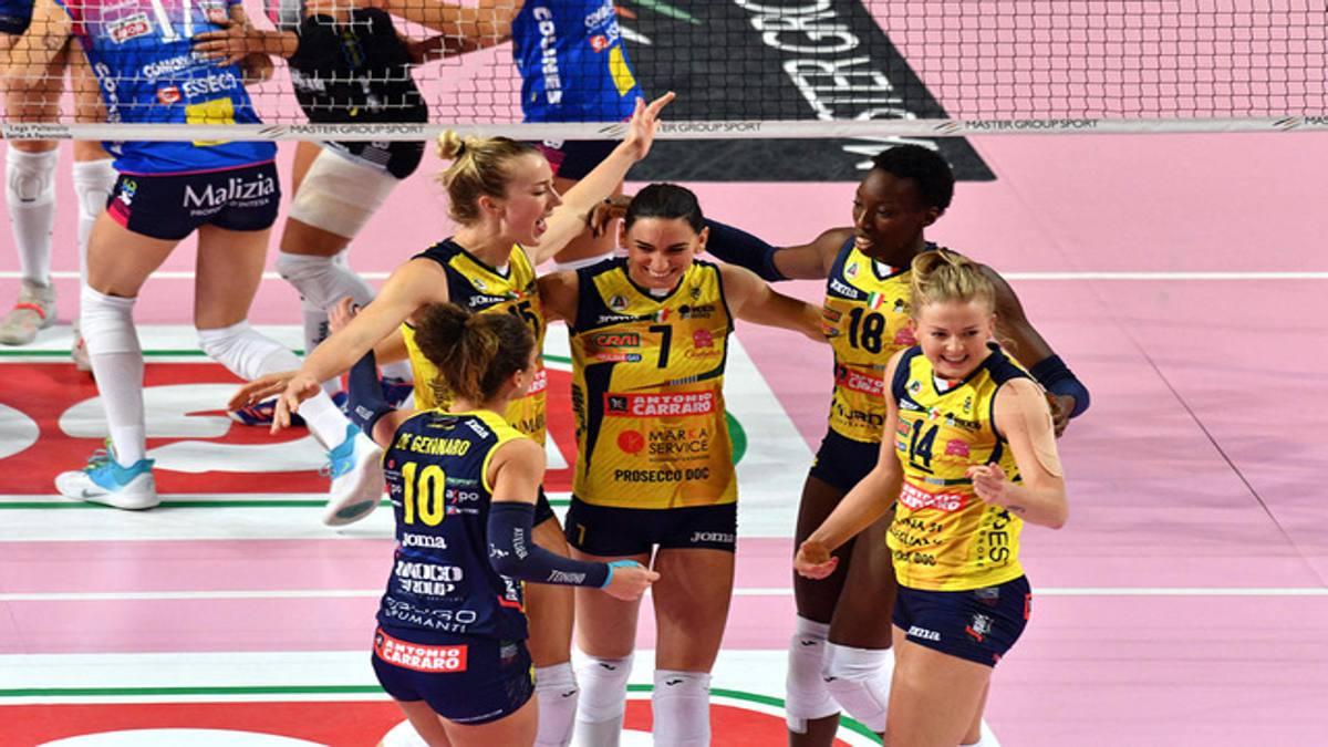 A1 donne: Conegliano ferma Novara, Monza e Casalmaggiore a segno - La Gazzetta dello Sport