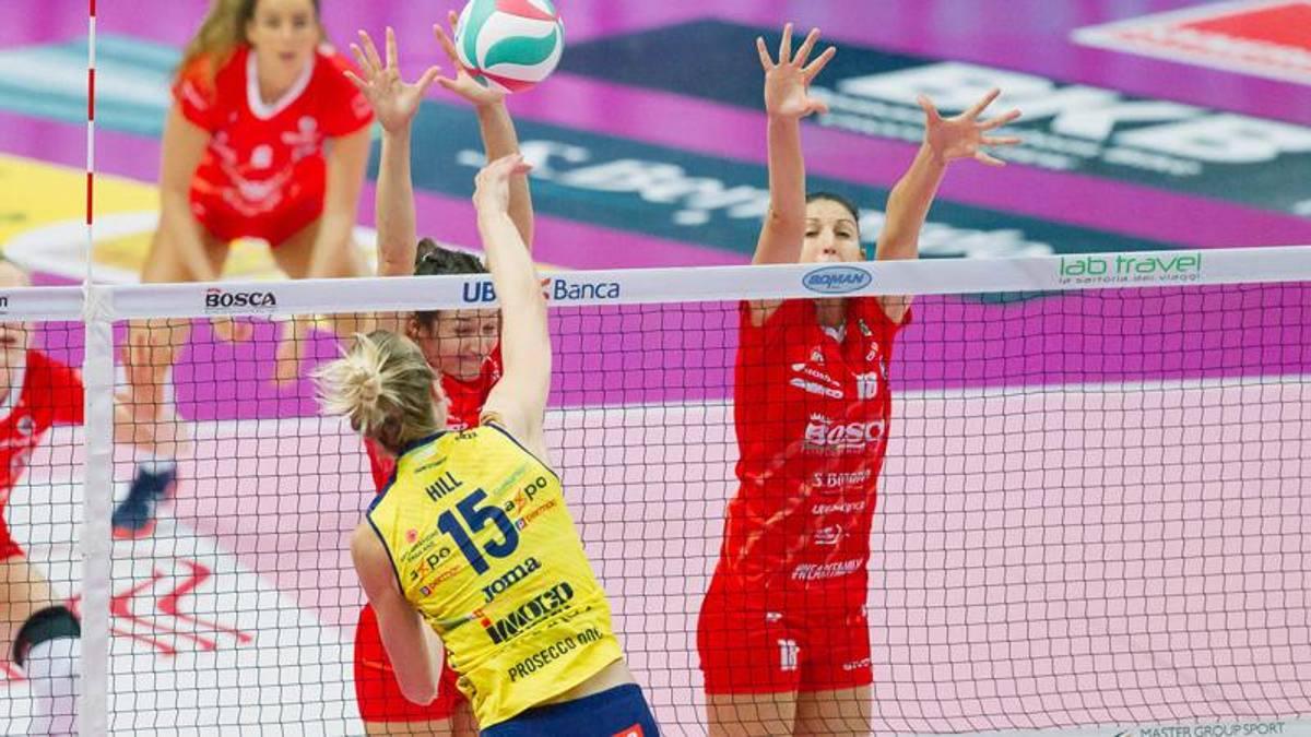 A1 donne, Conegliano e Novara: vittorie con vista sulla Supercoppa - La Gazzetta dello Sport