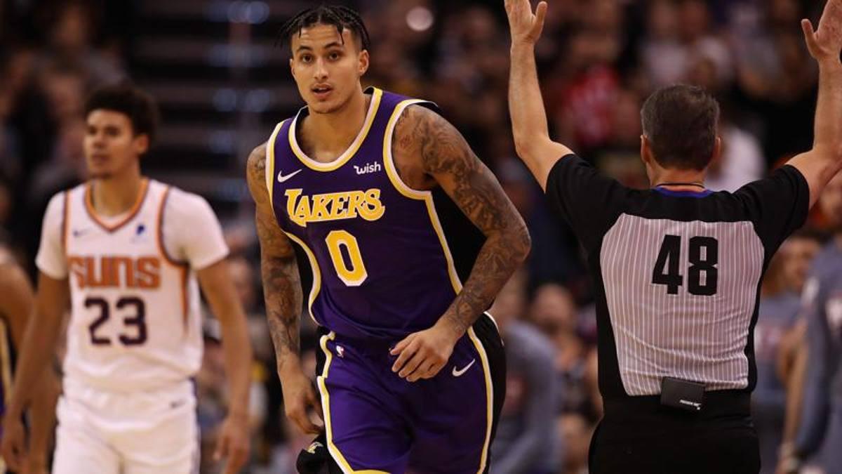 Kuzma aiuta LeBron e Davis: colpo Lakers con gli ottimi Suns
