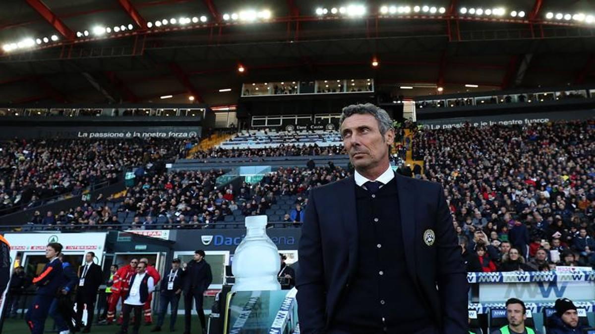 """Udinese, il d.g. Marino. """"L'allenatore? Senza fretta..."""""""