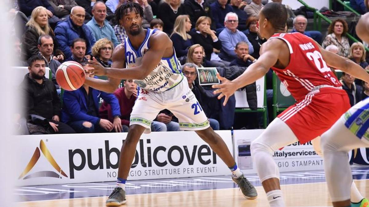 Basket, serie A: Sassari-Reggio Emilia - La Gazzetta dello Sport