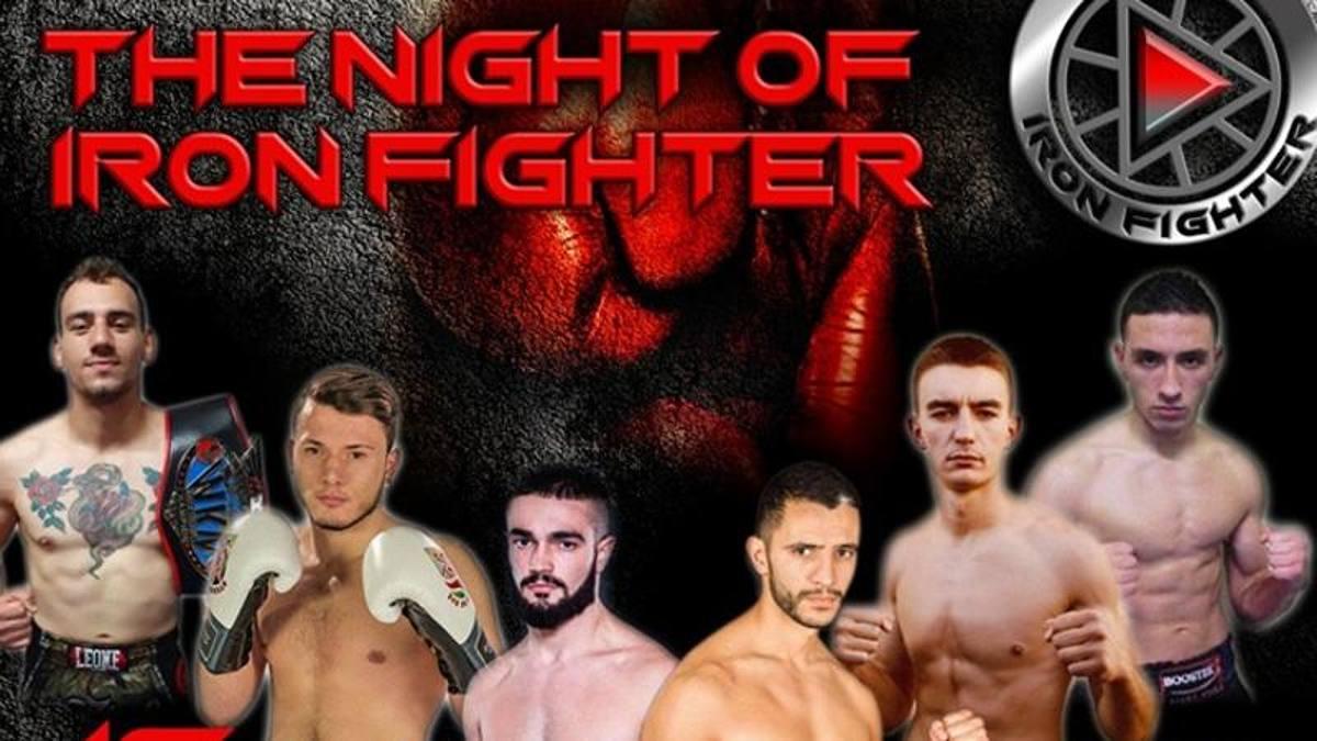 The Night of Iron Fighter, che spettacolo a Colleferro! In palio 3 titoli mondiali - La Gazzetta dello Sport