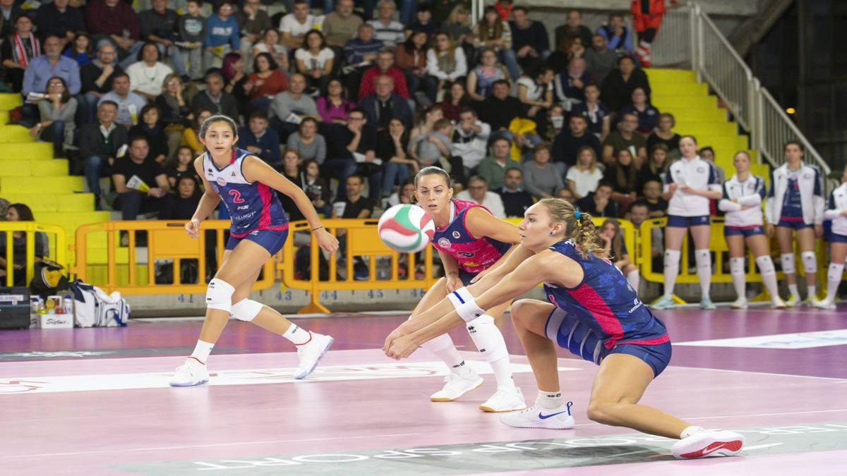 A1 donne, Scandicci si prende il derby, Abbondanza saluta Bergamo - La Gazzetta dello Sport