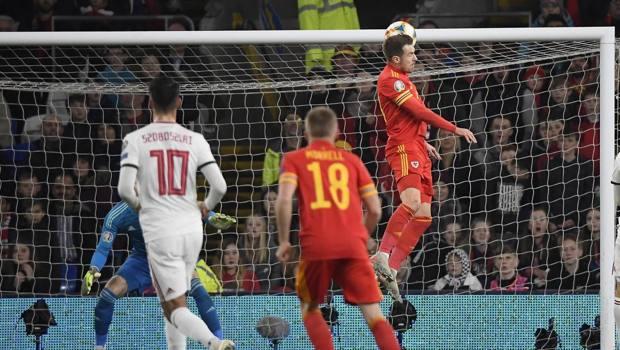 La prima rete di Ramsey all'Ungheria
