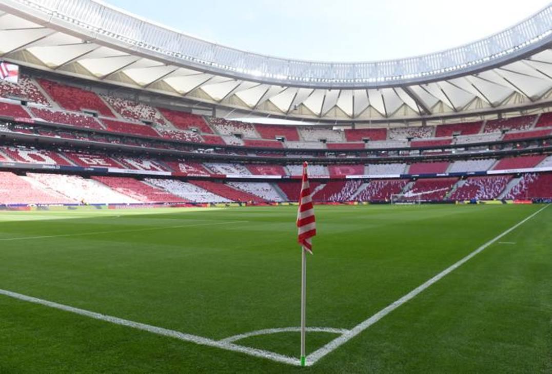 Il Wanda Metropolitano, nuovo stadio dell'Atletico Madrid, è stato inaugurato il 16 settembre 2017 in presenza del re di Spagna Felipe VI. Può ospitare 67 mila spettatori. I costi di ricostruzione sono stati di circa 260 milioni di euro. Getty Images