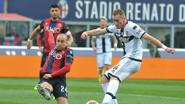 Dejan Kulusevski, ieri in gol contro il Bologna. Getty
