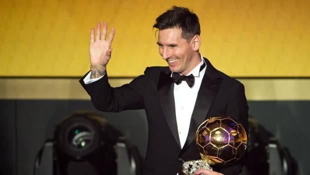 Lionel Messi ha già vinto 5 volte il Pallone d'oro. Getty