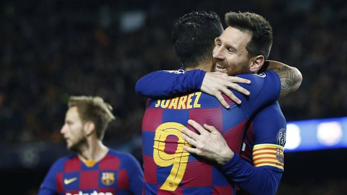 Festa Messi: un gol, due assist e primo posto. Dortmund annichilito