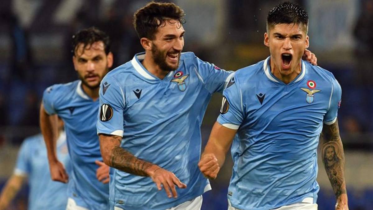 Correa trascina la Lazio, Cluj sconfitto 1-0: la qualificazione è ...