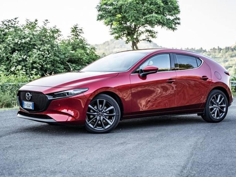 Mazda 3 Skyactiv-G M-Hybrid