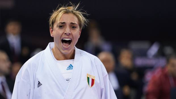Silvia Semeraro è in finale nei -68 kg
