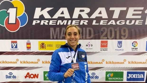 Silvia Semeraro, argento nei -68 kg