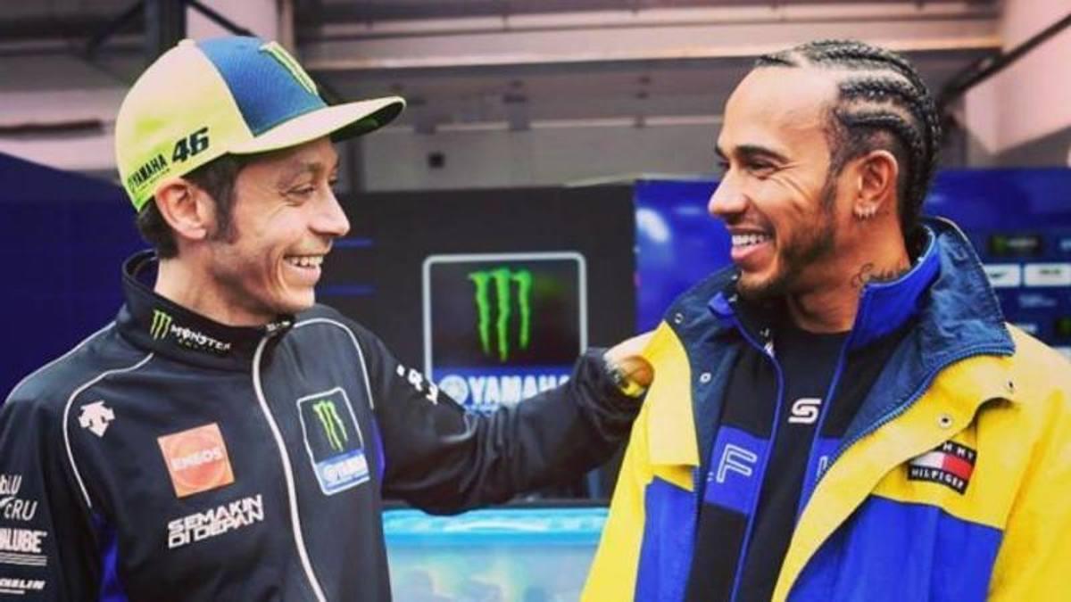 Scambio Hamilton-Rossi: gli altri casi recenti