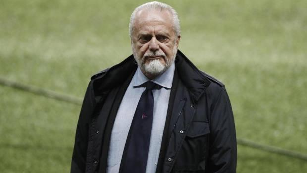 Aurelio De Laurentiis, 70 anni. Epa