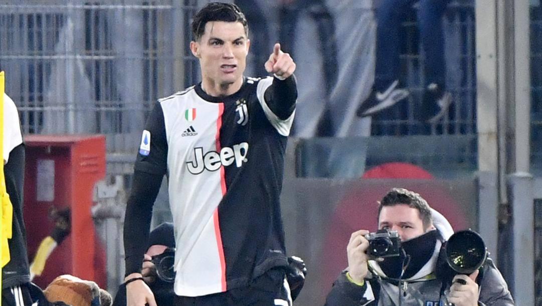 Cristiano Ronaldo, 34 anni.