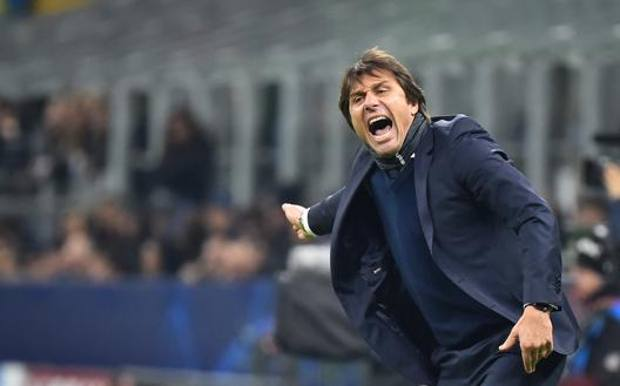 Antonio Conte, 50 anni, prima stagione all'Inter. LaPresse