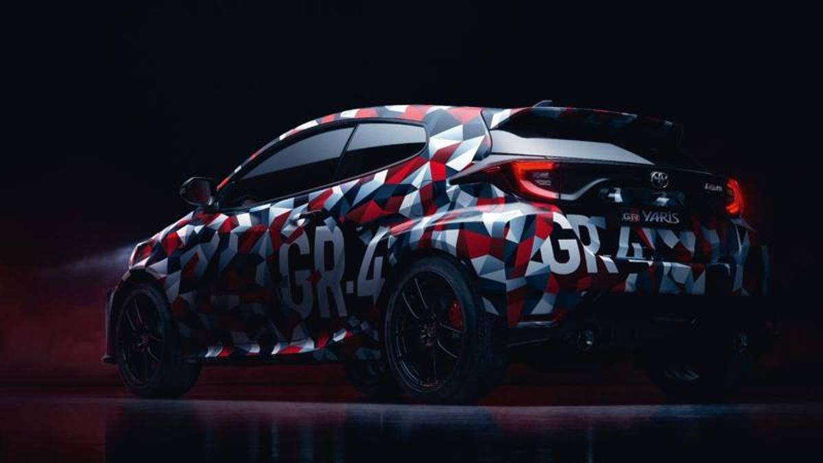 Toyota GR Yaris: il debutto a Tokyo a gennaio 2020