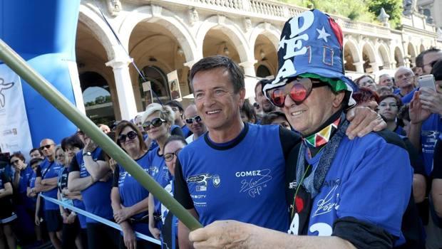 Giorgio Gori, 59 anni, sindaco di Bergamo. Afb