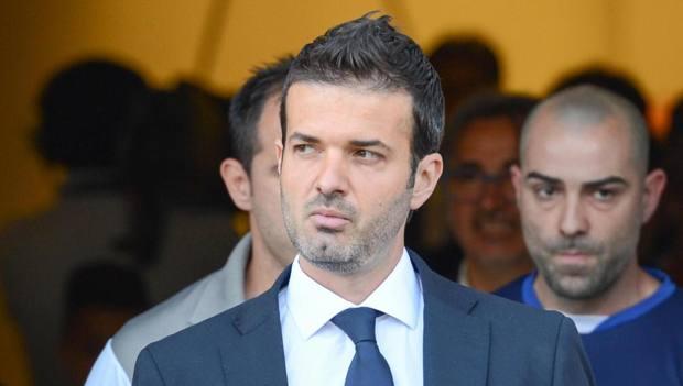 Andrea Stramaccioni, 43 anni. Ansa