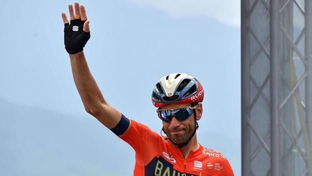 Vincenzo Nibali ha fissato gli obiettivi del 2020: Giro d'Italia e Olimpiadi. ANSA