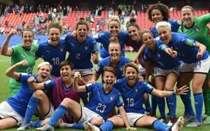Quelle ragazze Mondiali che hanno stregato l'Italia La