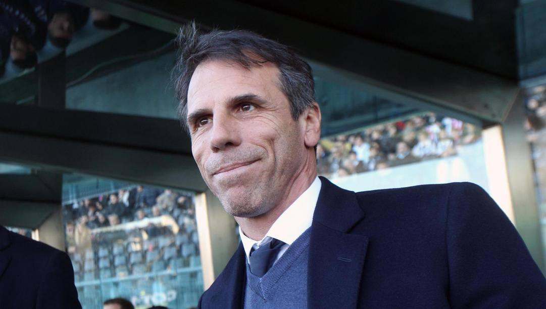 Gianfranco Zola, 53 anni. Ansa