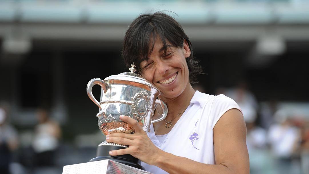 Francesca Schiavone ha vinto il Roland Garros 2010