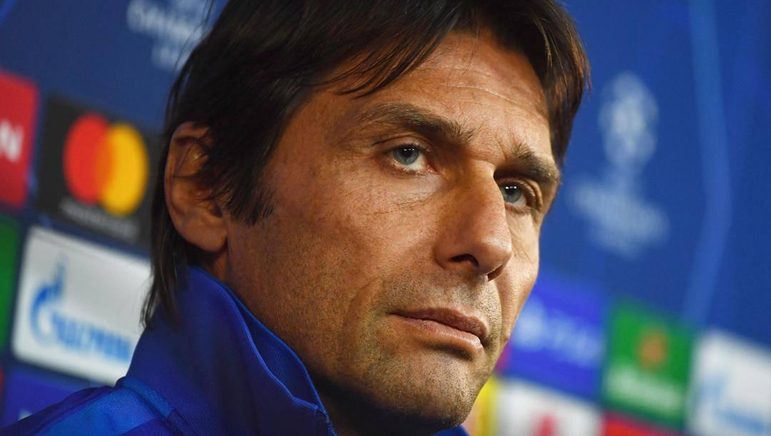 Antonio Conte, allenatore dell'Inter. Getty