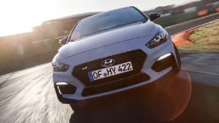 Hyundai i30 N Performance: la photogallery