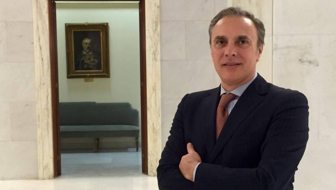 Luca Ferrari, ambasciatore italiano in Arabia Saudita.