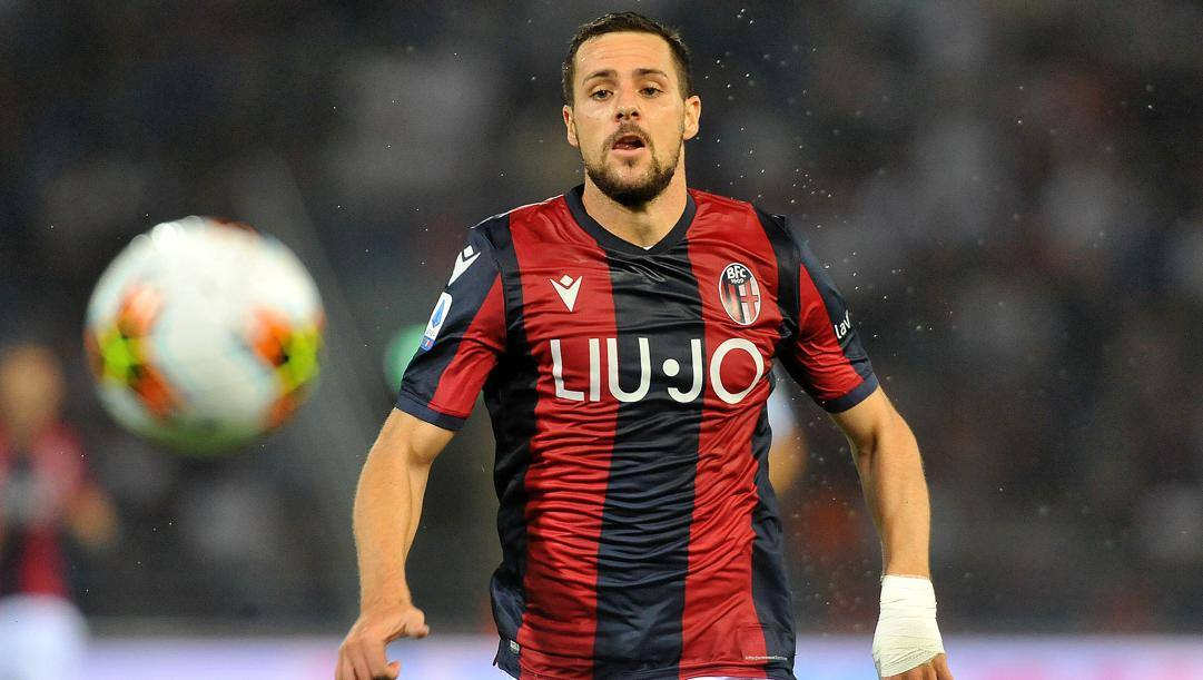 Mattia Destro. Getty