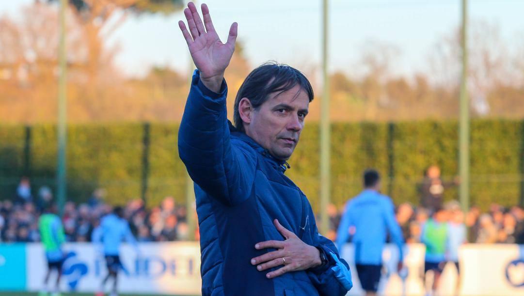 Simone Inzaghi è nato a Piacenza il 5 aprile 1976