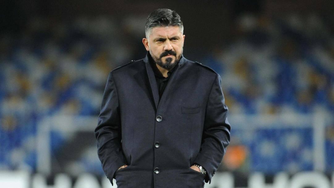 Gennaro Gattuso, 41 anni. Epa