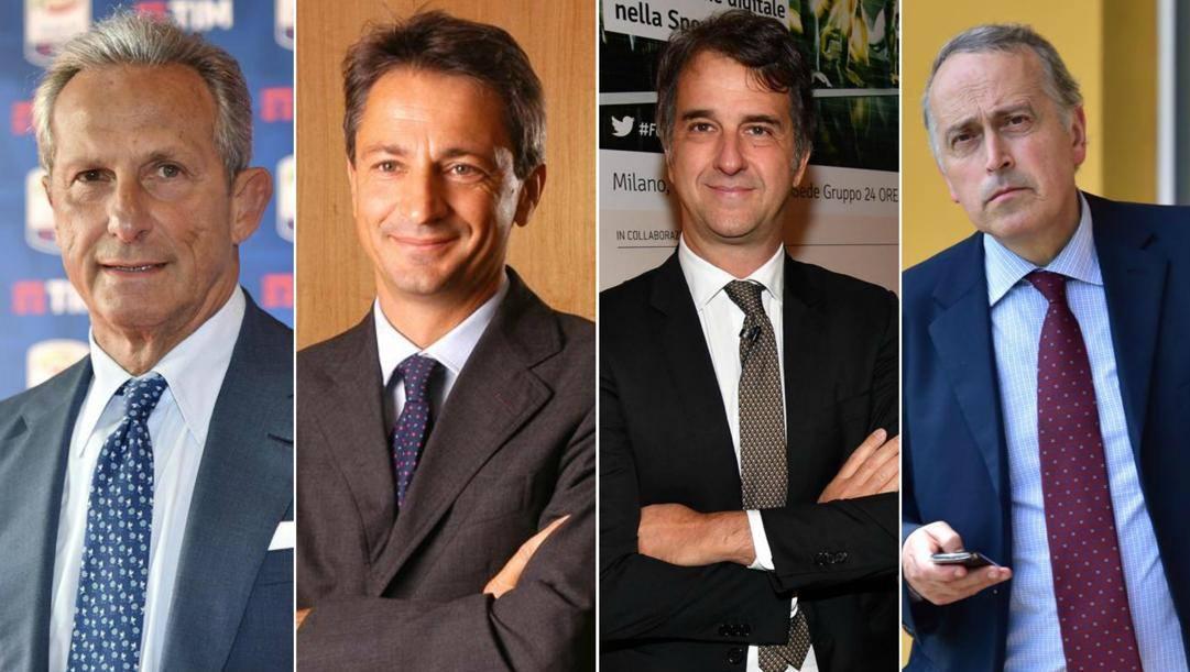 Lega Serie A: Dal Pino eletto nuovo presidente con 12 voti