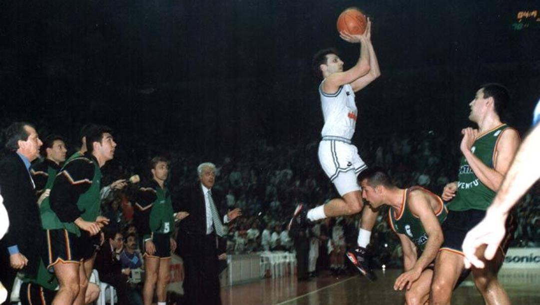 La tripla di Djordjevic che ha deciso la finale di Coppa dei Campioni 1992