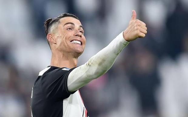 Cristiano Ronaldo, 34 anni, 13 gol in stagione. Epa
