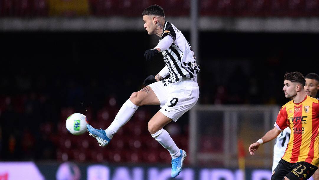 Gianluca Scamacca, 21 anni. LaPresse