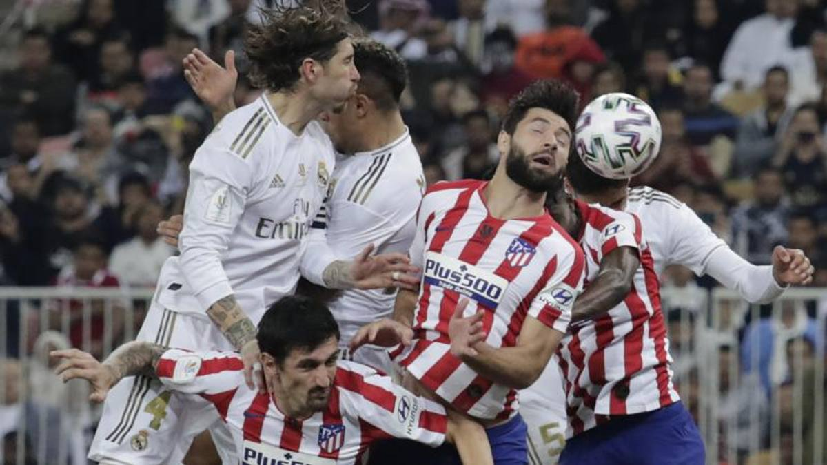 Supercoppa al Real Madrid, Atletico k.o. ai rigori. Zidane re delle ...