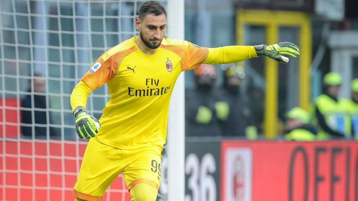 Milan, guaio Donnarumma: salta la Spal e forse l'Udinese. Tocca al ...