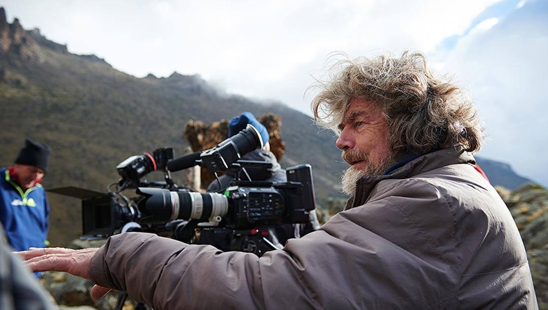 Reinhold Messner, 75 anni.