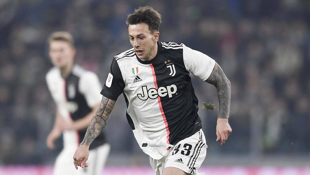 Federico Bernardeschi, 25 anni, terza stagione alla Juve GETTY